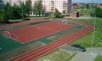 Спортивные площадки сделанные с 2011 по 2015 гг.